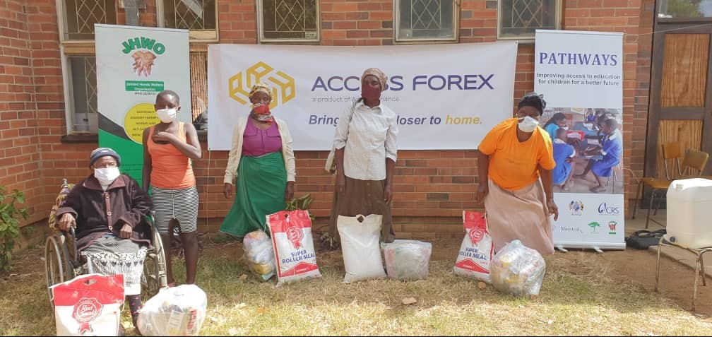 feed a mill beneficiaries